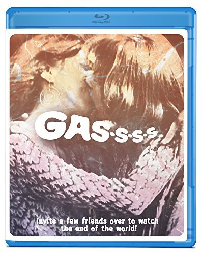 Gas S S S Williams Cort Vereen Blu Ray R