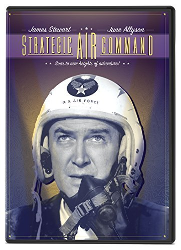 Strategic Air Command Stewart Allyson DVD Nr