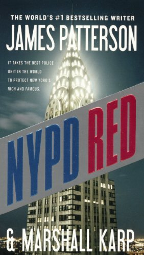 James Patterson Nypd Red Bound For Schoo