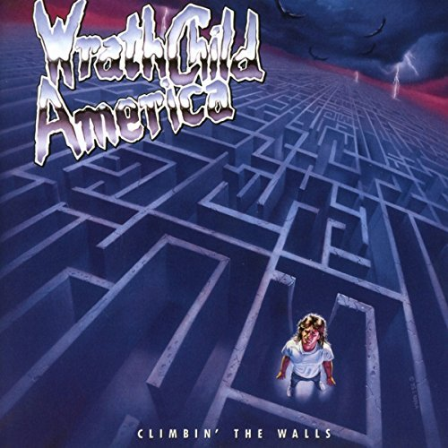 Wrathchild America Climbin The Walls Import Gbr Special Ed. Remastered