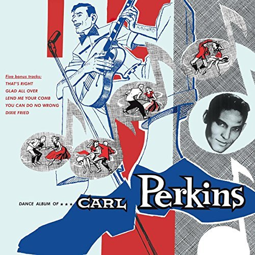 Carl Perkins Dance Album Of... Carl Perkins Lp