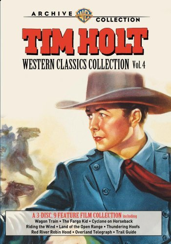 Tim Holt Western Classics Coll Tim Holt Western Classics Coll Made On Demand