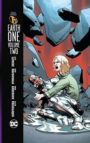 Jeff Lemire Teen Titans Earth One Volume 2
