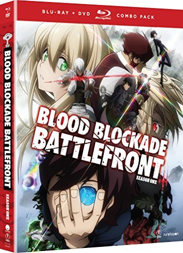 Blood Blockade Battlefront The Complete Series Blu Ray DVD
