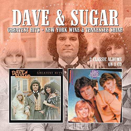 Dave & Sugar Greatest Hits New York Wine Import Gbr