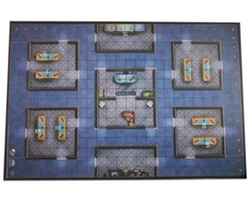 Heroclix Office Premium Map