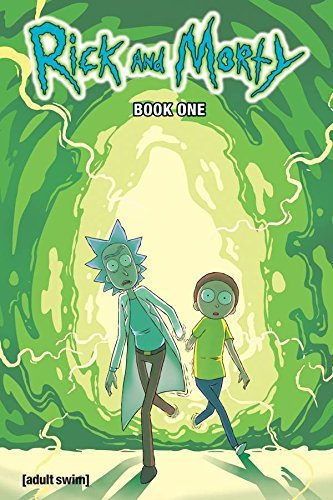Zac Gorman Rick And Morty Book 1