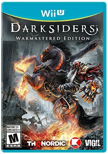 Wii U Darksiders Warmastered Edition
