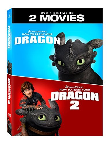 How To Train Your Dragon 1+2 Double Feature