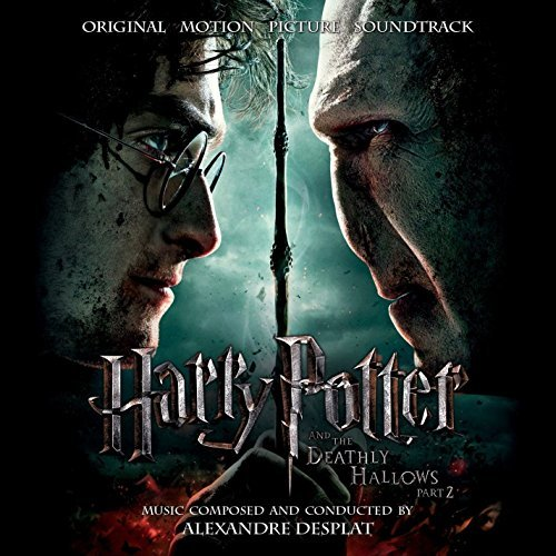 Alexandre Desplat Harry Potter Dh2(2lp