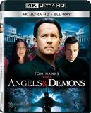 Angels & Demons Hanks Zurer Mcgregor Skarsgard 4k Pg13