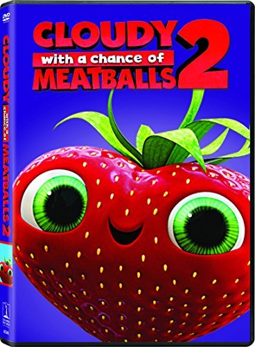 Cloudy With A Chance Of Meatballs 2 Cloudy With A Chance Of Meatballs 2 DVD Pg