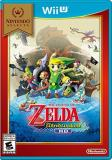 Wii U Legend Of Zelda The Wind Waker Hd (nintendo Selects)