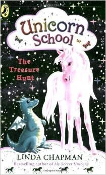Linda Chapman The Treasure Hunt Unicorn School