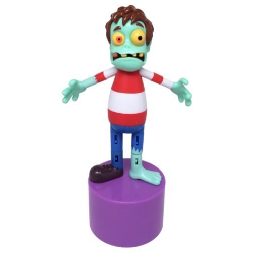 Toy Zombie Push Puppets Boy