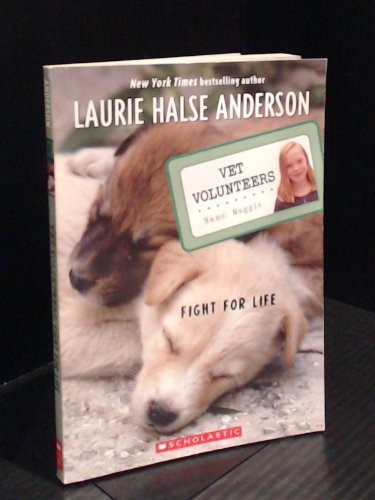 Laurie Halse Anderson Fight For Life Vet Volunteers