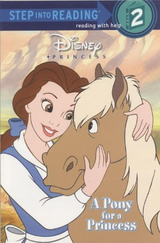 Andrea Posner Sanchez A Pony For A Princess Disney Princess