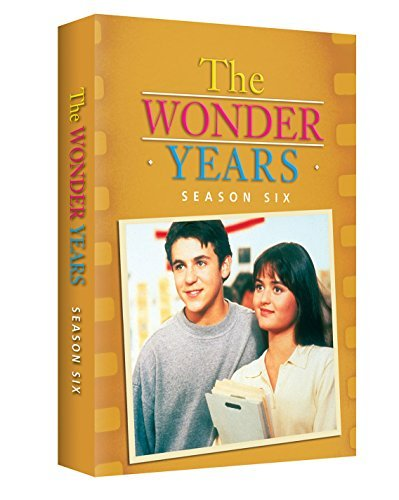 Wonder Years Season 6 DVD