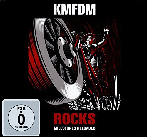 Kmfdm Rocks Milestones Reloaded Incl. DVD