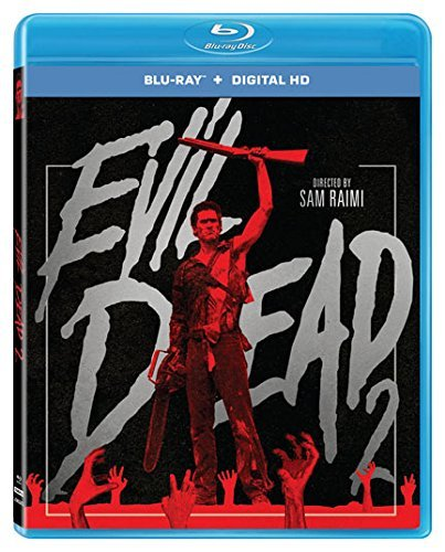 Evil Dead 2 Campbell Berry Hicks Blu Ray R