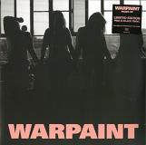 Warpaint Heads Up (pink & Black Vinyl)