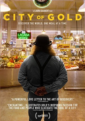 City Of Gold Jonathan Gold DVD R