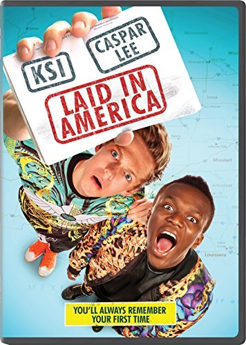 Laid In America Ksi Lee DVD Nr