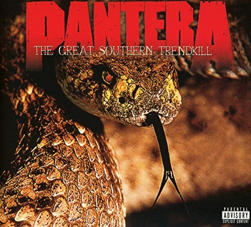 Pantera The Great Southern Trendkill (20th Anniversary) Explicit