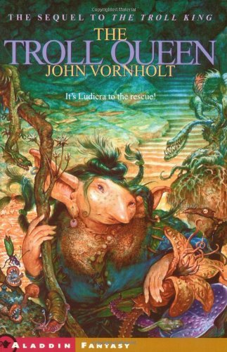 John Vornholt The Troll Queen
