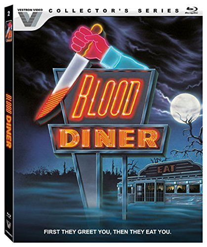 Blood Diner Burks Crew Blu Ray Nr