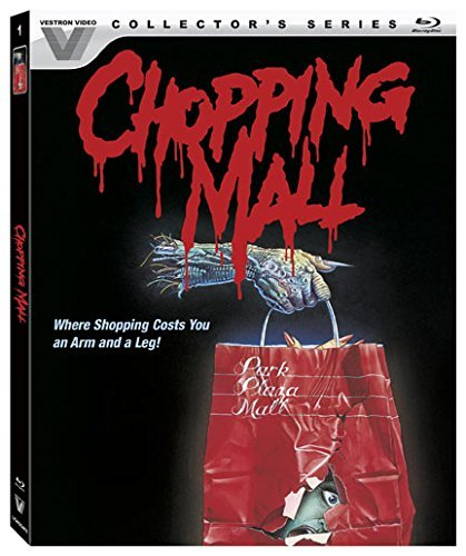 Chopping Mall Maroney O'dell Blu Ray R