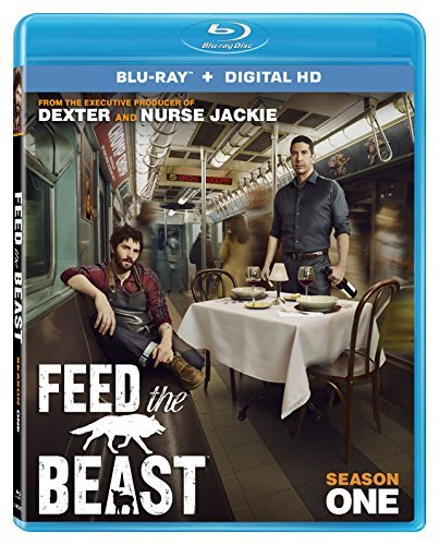 Feed The Beast Season 1 Blu Ray