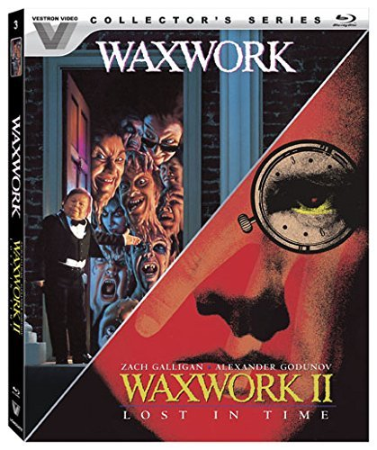 Waxwork 1 & 2 Double Feature Blu Ray R