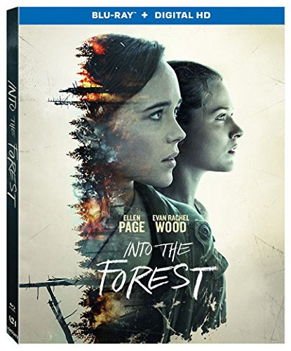 Into The Forest Wood Page Blu Ray Dc R
