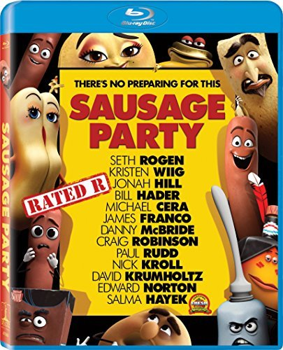 Sausage Party Sausage Party Blu Ray Dc R