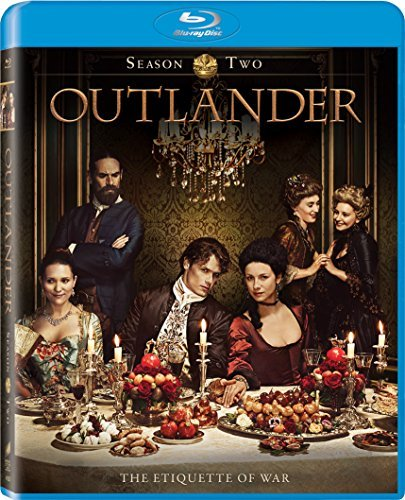 Outlander Season 2 Blu Ray