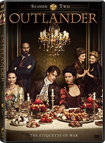 Outlander Season 2 DVD