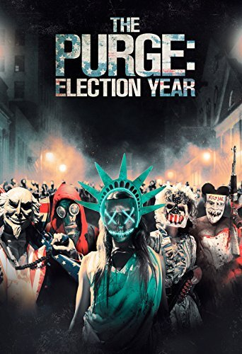 Purge Election Year Grillo Mitchell DVD R