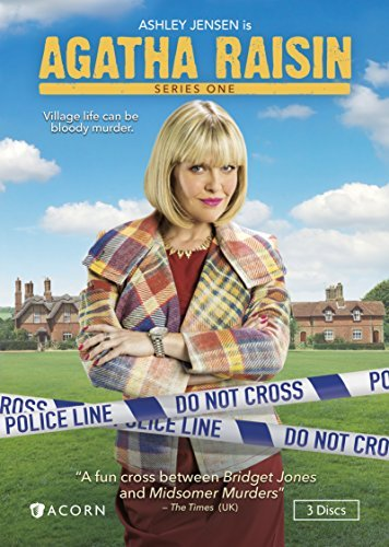 Agatha Raisin Series 1 DVD
