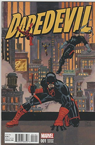 Comic Book Daredevil Marvel Now