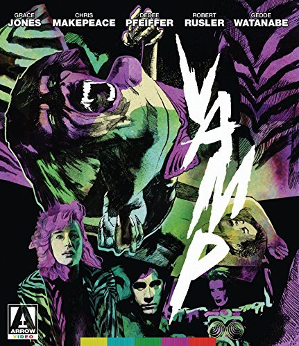 Vamp Jones Makepeace Blu Ray R