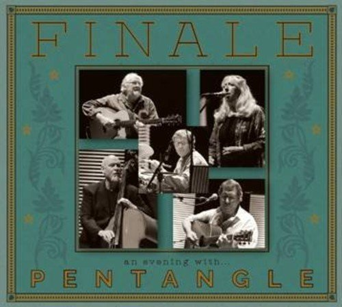 Pentangle Finale An Evening With Import Gbr 2cd