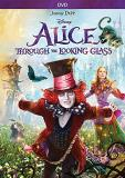 Alice Through The Looking Glass Depp Wasikowska DVD Pg