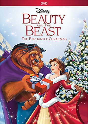 Beauty And The Beast The Enchanted Christmas Disney DVD G