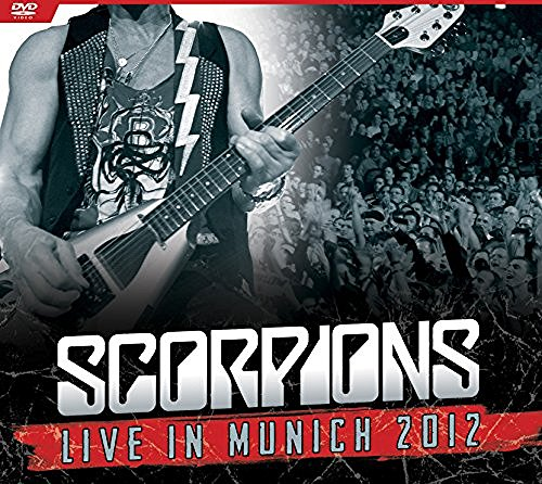 The Scorpions Live In Munich '12