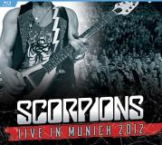 The Scorpions Live In Munich'12(bd
