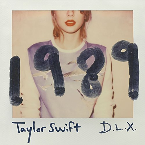Taylor Swift 1989 + 3 Deluxe Import Nld Deluxe Ed. Incl. Bonus Tracks