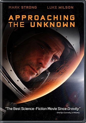 Approaching The Unknown Strong Wilson DVD R