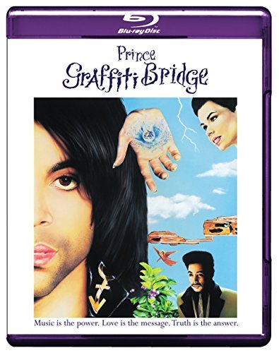 Graffiti Bridge Prince Blu Ray Pg13