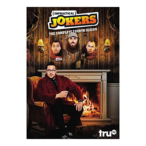 Impractical Jokers Season 4 DVD